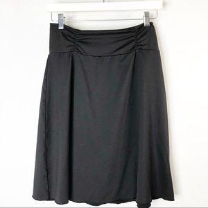 Soybu Black Knit Skirt Size Small
